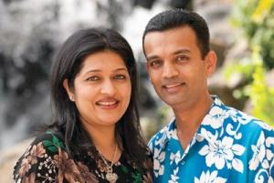 Prakash & Smita Hegde
